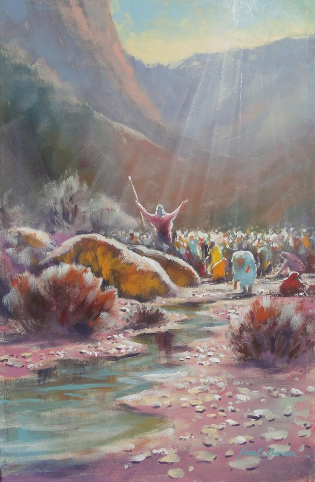 Manna Wilderness-Mural