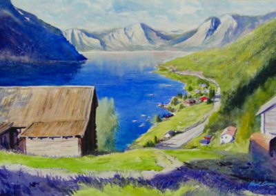 Otterness Farm Norway