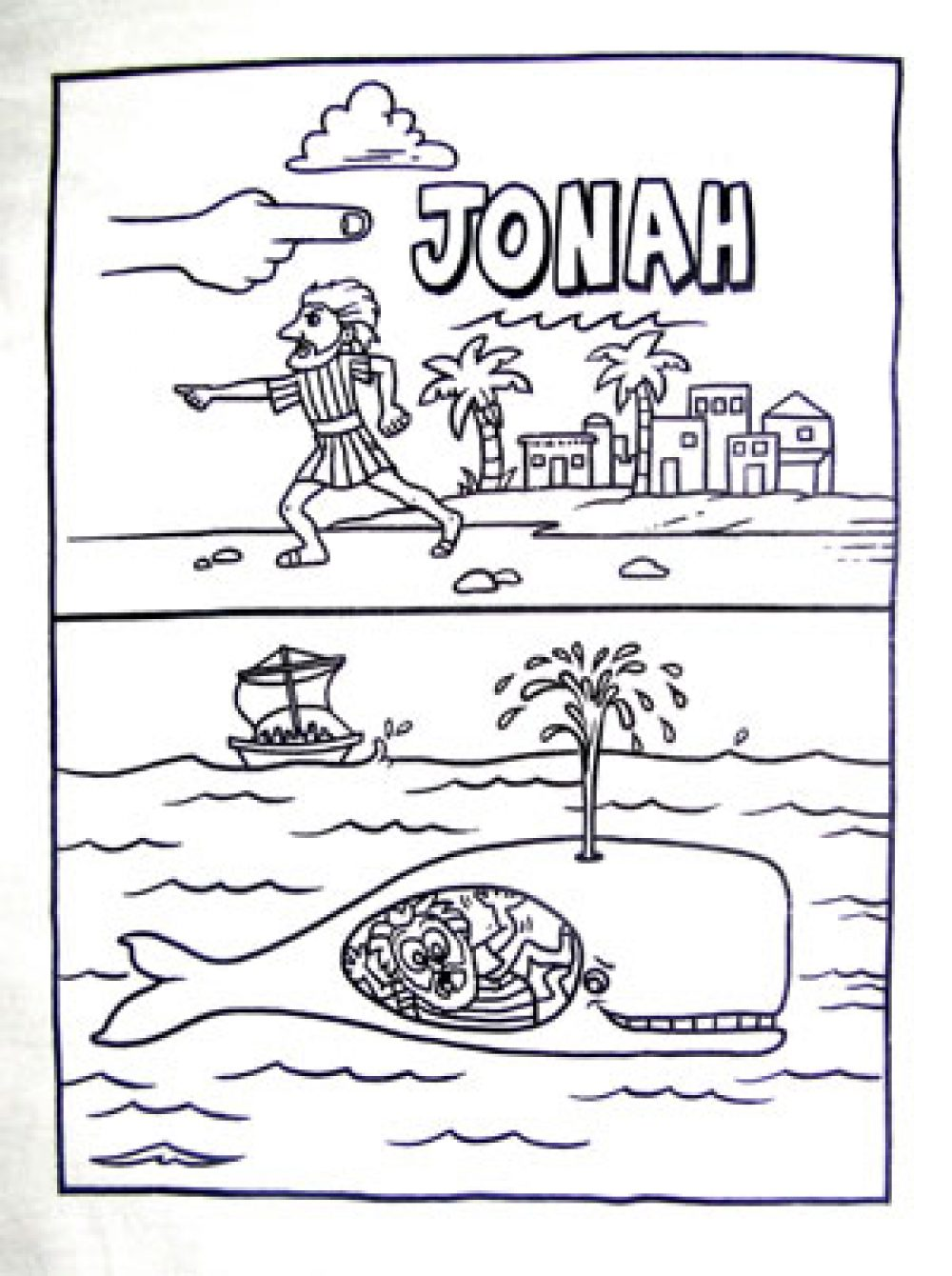 Colorin Kids TShirt Jonahfront