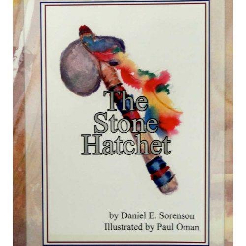 Stone Hatchet Book Cover