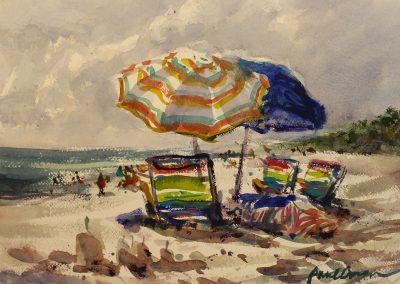 Umbrella Duo