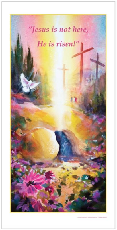 Easter Banner from Paul Oman Fine Art