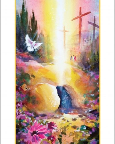 Easter Banner from Paul Oman Fine Art