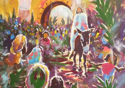 Triumphal Entry Into Jerusalem